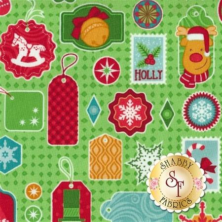 Christmas Cheer 62495-6470715 by Patrick Lose Fabrics