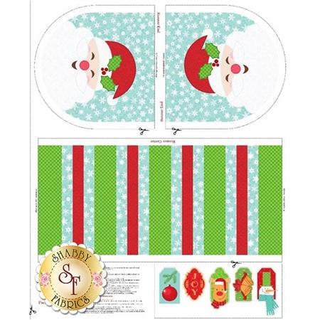 Christmas Cheer 62497-0340715 Panel by Patrick Lose Fabrics
