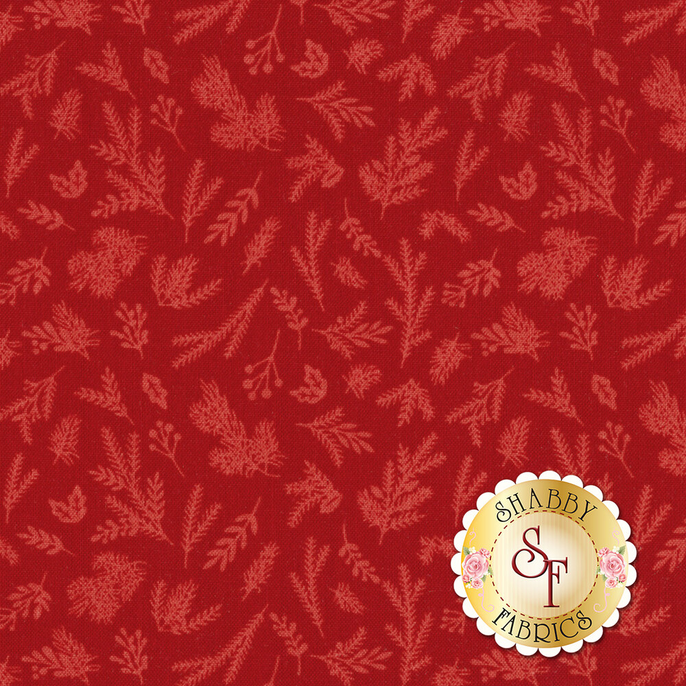 Christmas Delivery C7334-RED for Riley Blake Designs