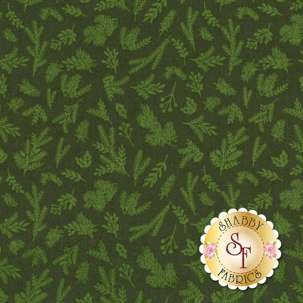 Christmas Delivery C7334-GREEN for Riley Blake Designs