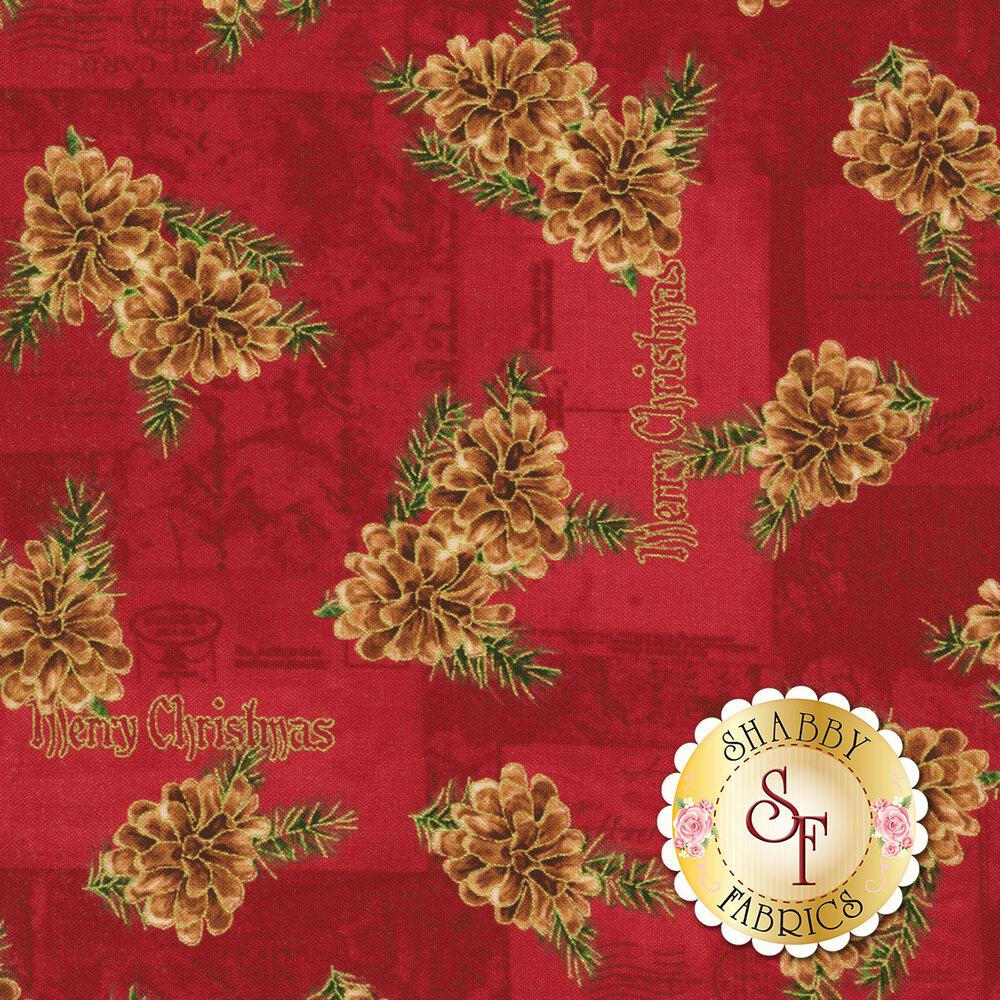 Christmas Memories  CMEM273-R by Washington Street Studio