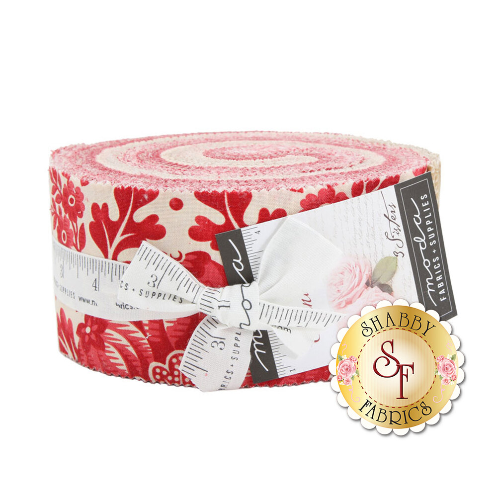 Cinnaberry  Jelly Roll by 3 Sisters for Moda Fabrics