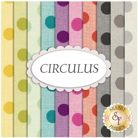 Circulus  Yardage by Moda Fabrics