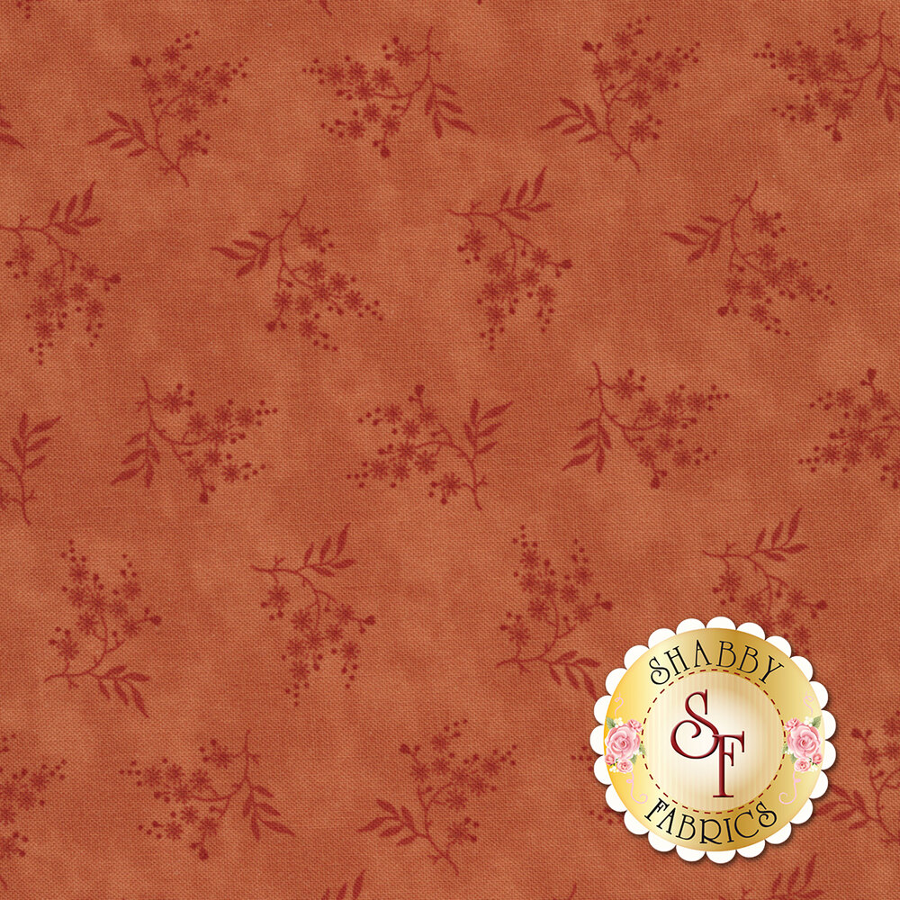 Collection for a Cause - Heritage 46003-27 Floral Sprigs Pink for Moda Fabrics