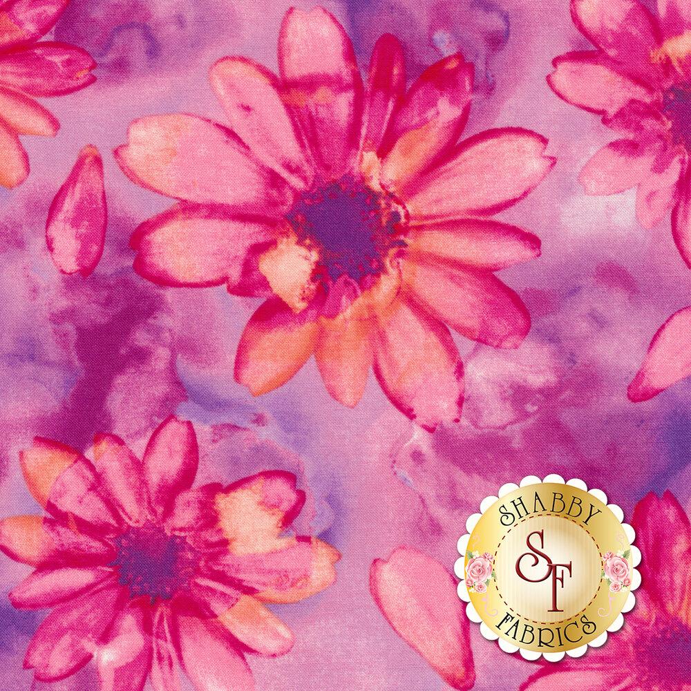 Color Calypso C8832-26 by Kanvas Studio for Benartex Fabrics