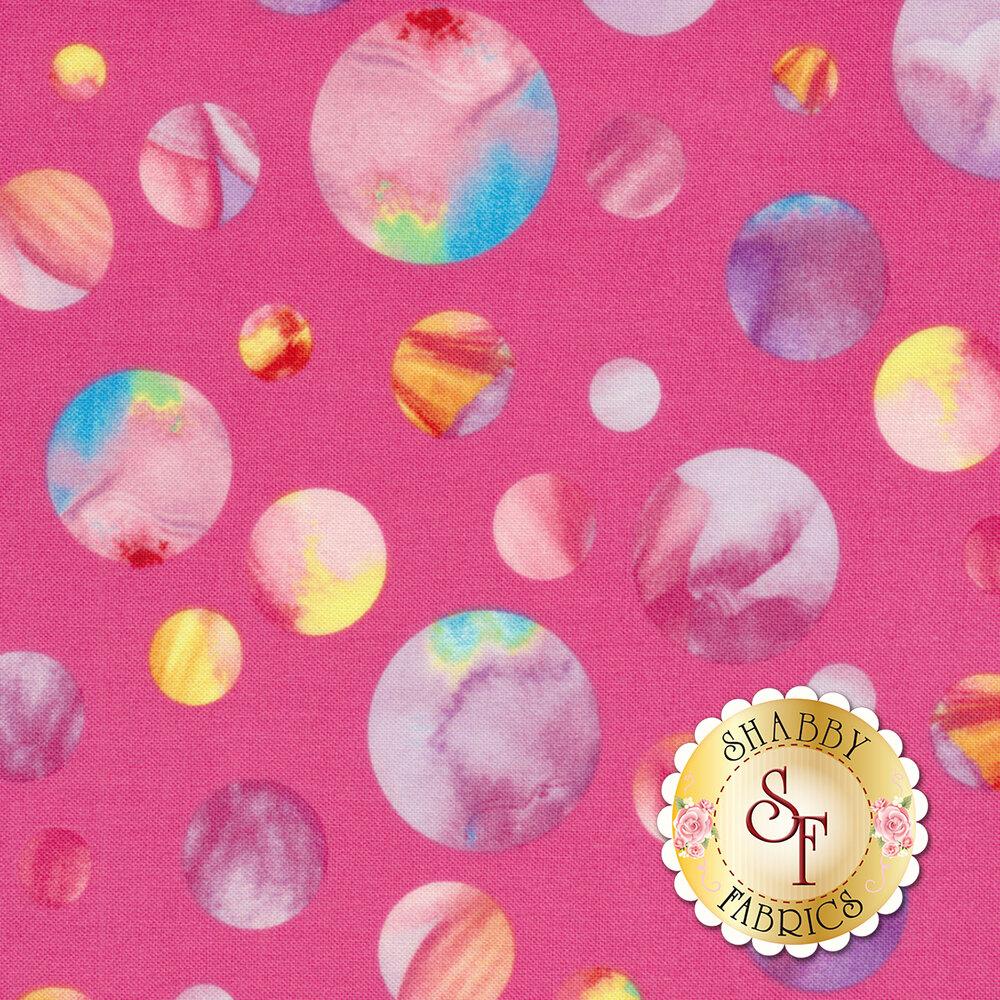 Color Calypso C8835-26 by Kanvas Studio for Benartex Fabrics
