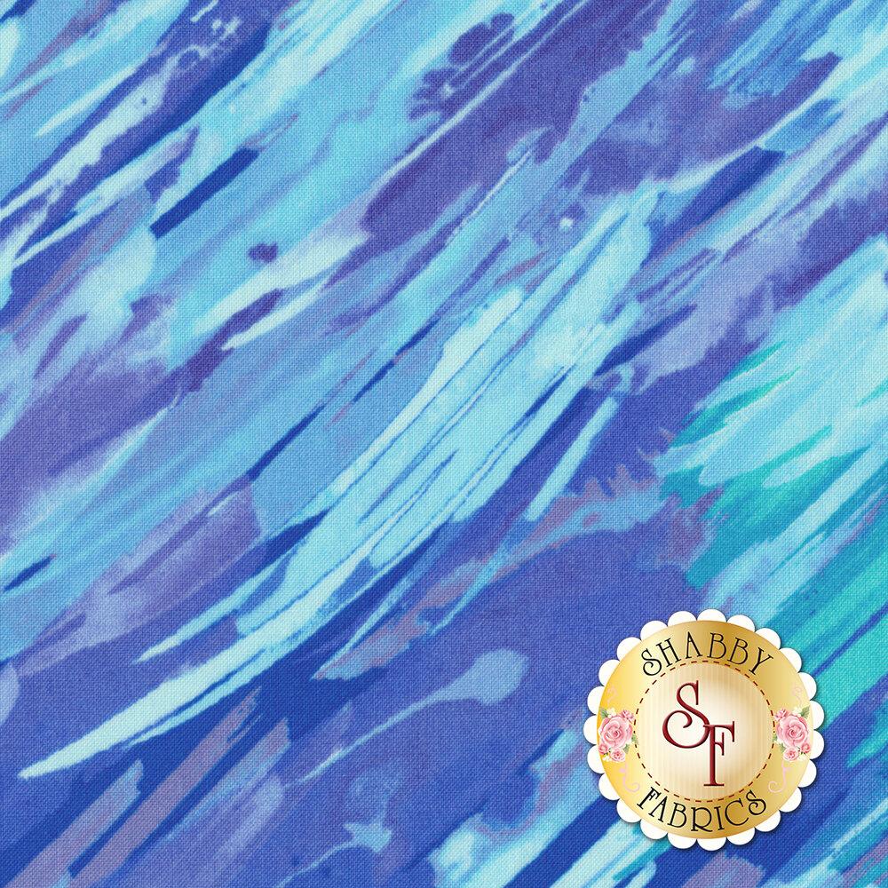 Color Calypso C8837-56 by Kanvas Studio for Benartex Fabrics