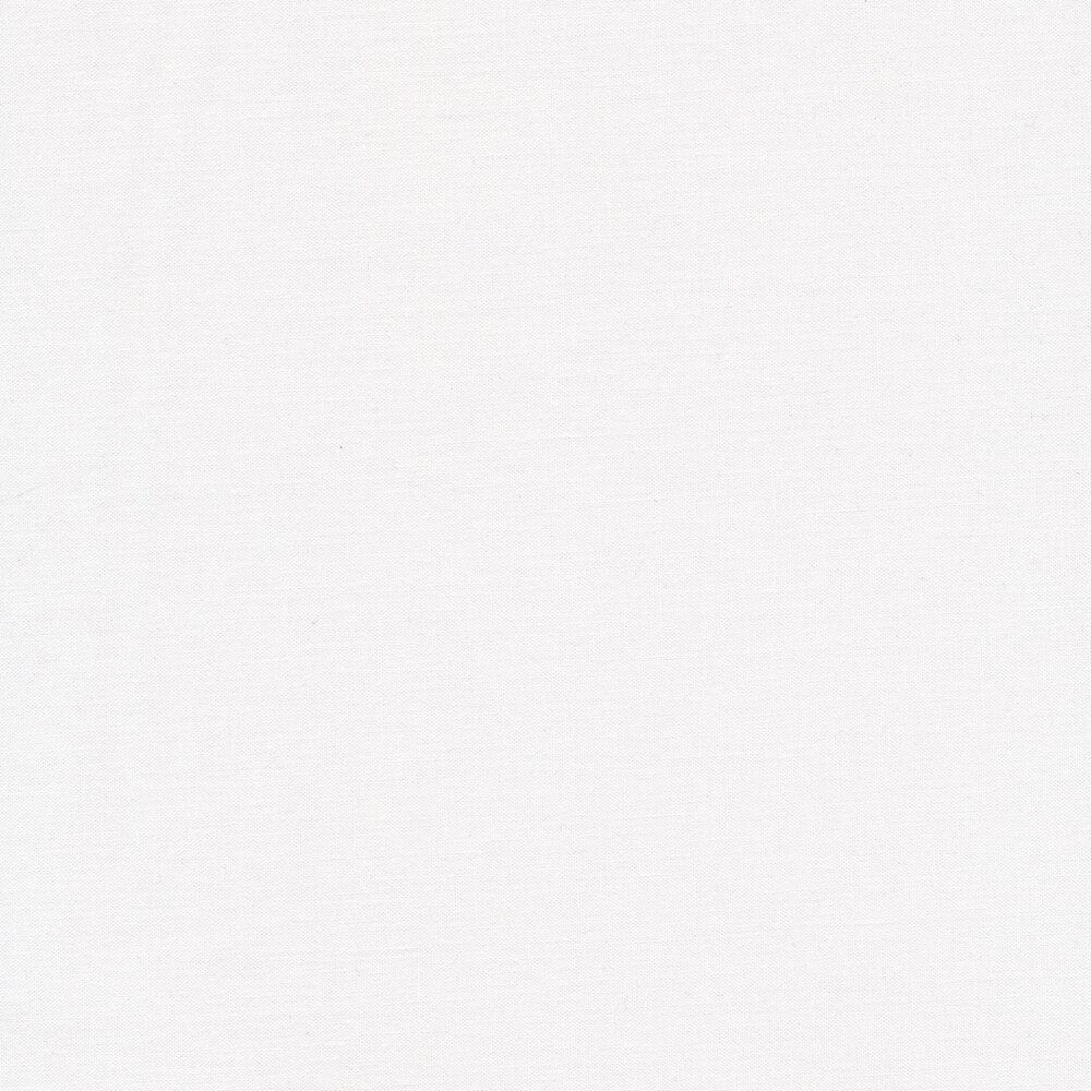 Solid white fabric   Shabby Fabrics