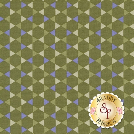 Coming Up Roses C6272-GREEN by Penny Rose Fabrics