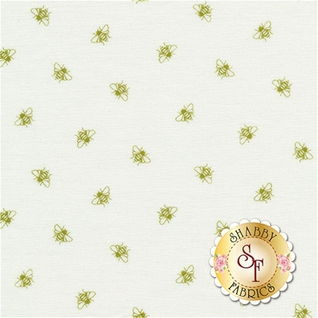 Coming Up Roses C6276-GREEN by Penny Rose Fabrics