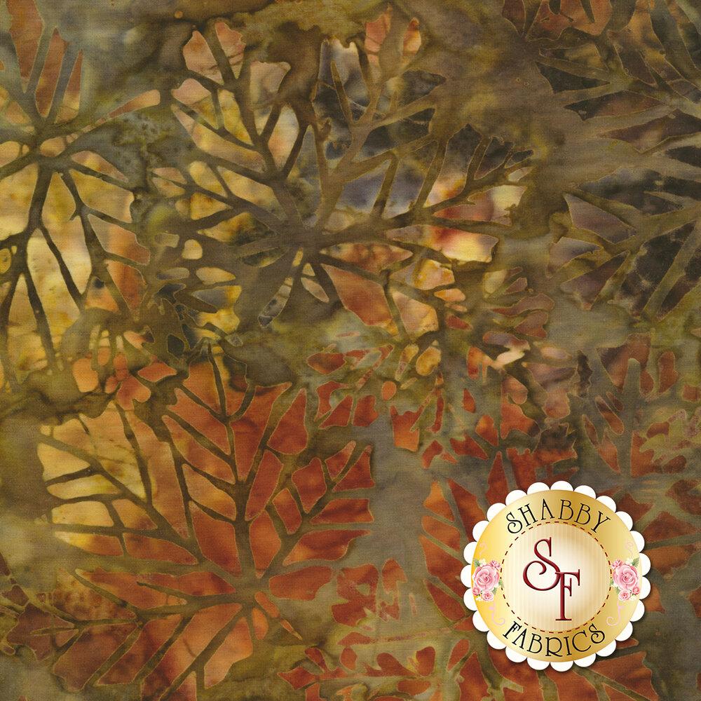 Cornucopia 9 Batiks 16831-49 for Robert Kaufman Fabrics