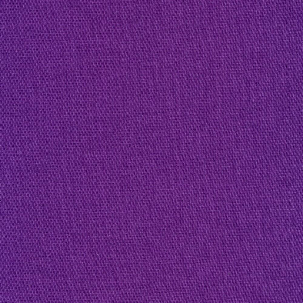Solid royal purple fabric