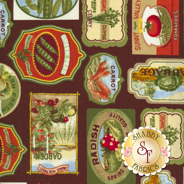 Country Fresh 61312-9 by Exclusively Quilters