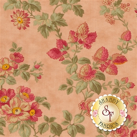 Courtyard 44120-16 Rose by 3 Sisters for Moda Fabrics
