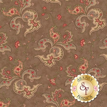 Courtyard 44122-19 Stone by 3 Sisters for Moda Fabrics