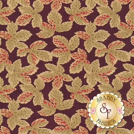 Courtyard 44123-13 Bordeaux by 3 Sisters for Moda Fabrics