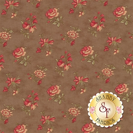 Courtyard 44124-20 Stone by 3 Sisters for Moda Fabrics REM