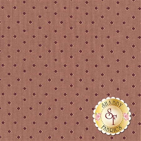 Courtyard 44127-16 Bordeaux by 3 Sisters for Moda Fabrics