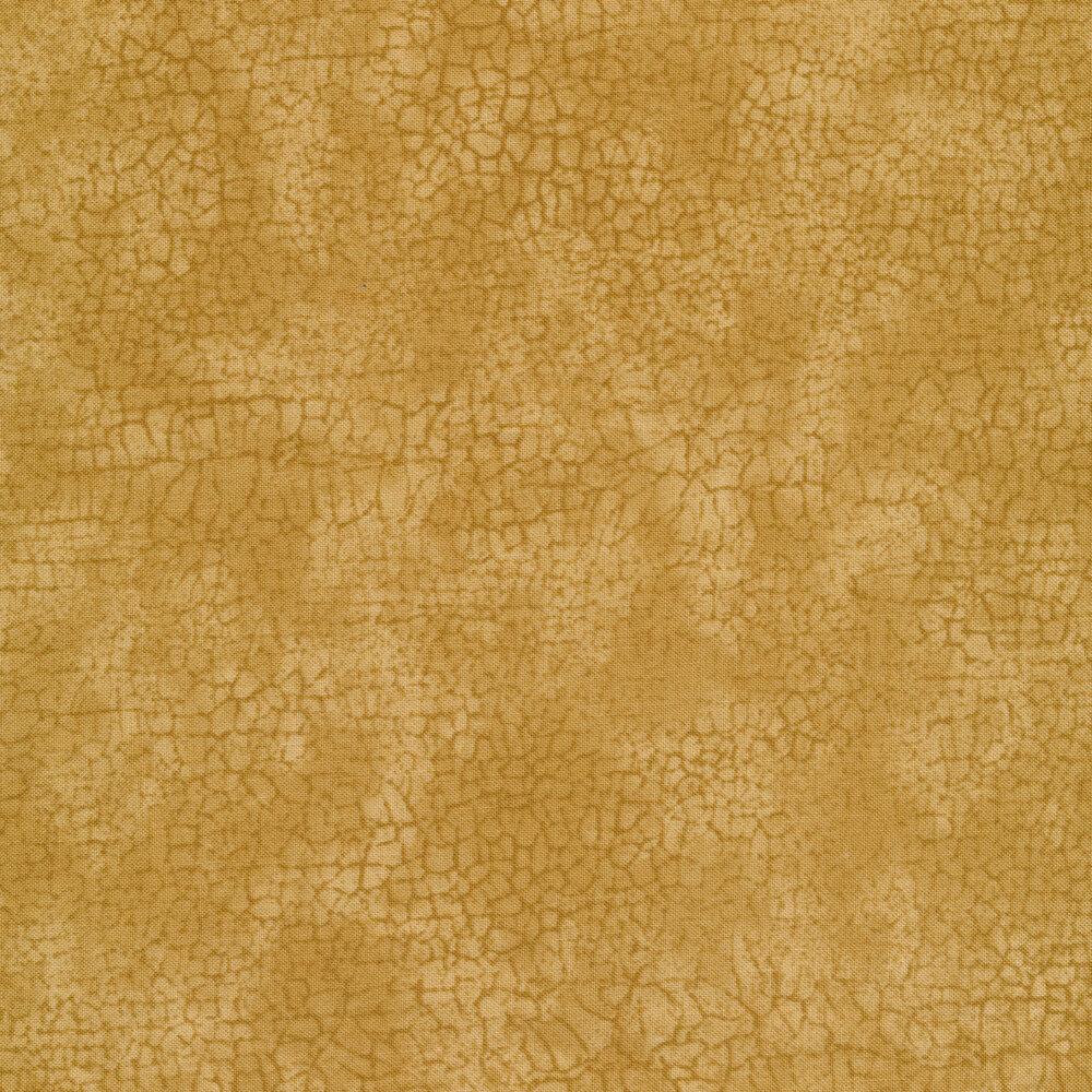 Tan cracks all over a tan background | Shabby Fabrics