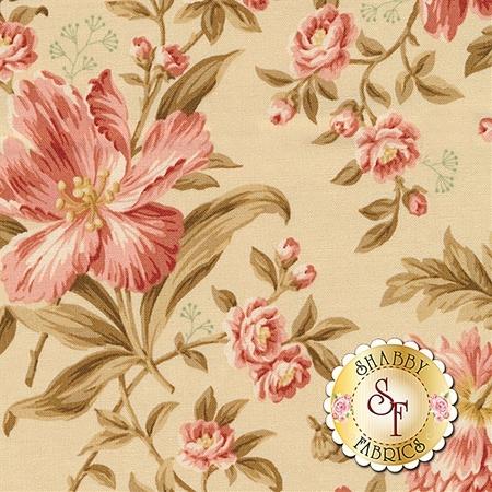 Crystal Farm A-8614-L by Edyta Sitar for Andover Fabrics