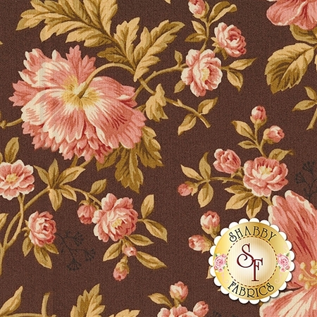 Crystal Farm A-8614-N by Edyta Sitar for Andover Fabrics