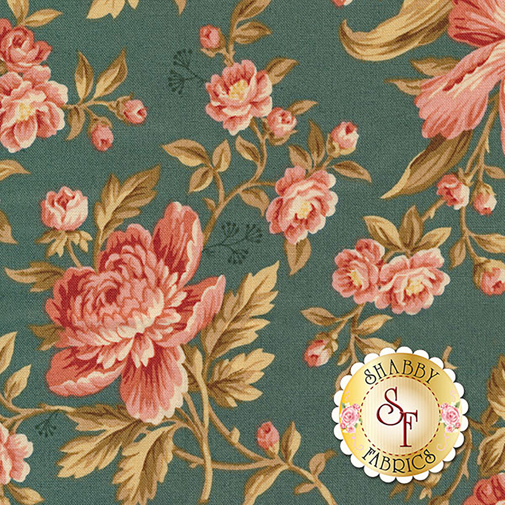 Crystal Farm A-8614-T by Edyta Sitar for Andover Fabrics