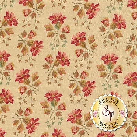 Crystal Farm A-8615-L by Edyta Sitar for Andover Fabrics- REM #2