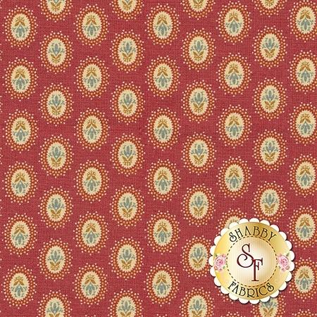 Crystal Farm A-8616-R by Edyta Sitar for Andover Fabrics