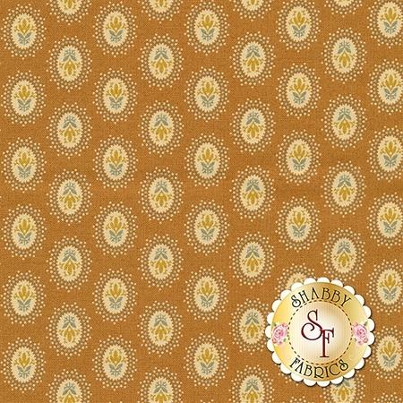 Crystal Farm A-8616-Y by Edyta Sitar for Andover Fabrics