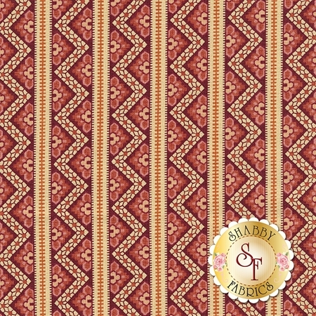 Crystal Farm A-8617-R by Edyta Sitar for Andover Fabrics