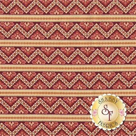Crystal Farm A-8617-R by Edyta Sitar for Andover Fabrics
