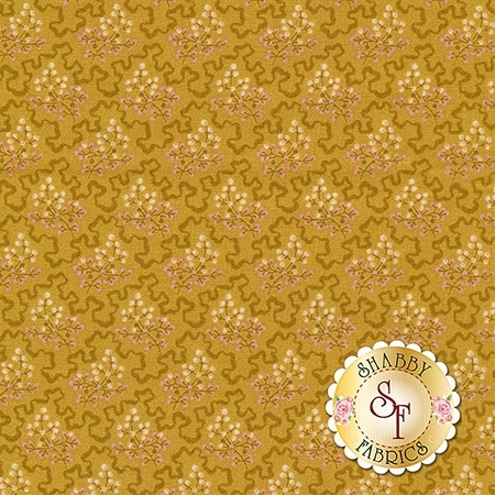 Crystal Farm A-8619-Y by Edyta Sitar for Andover Fabrics