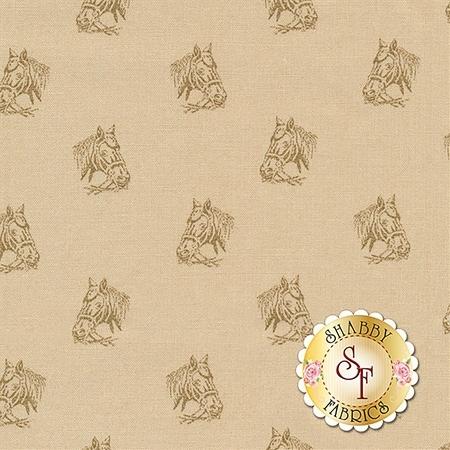 Crystal Farm A-8627-L by Edyta Sitar for Andover Fabrics