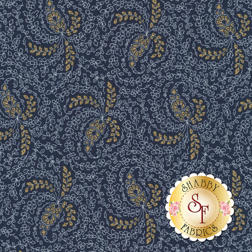 Crystal Lake 14872-13 from Moda Fabrics by Minick & Simpson
