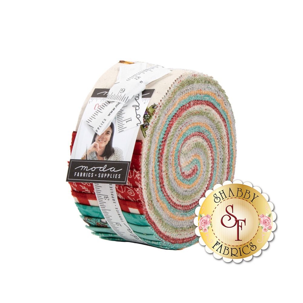 Cultivate Kindness  Jelly Roll by Deb Strain for Moda Fabrics