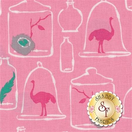 Curiosities C6293-PINK by Riley Blake Designs