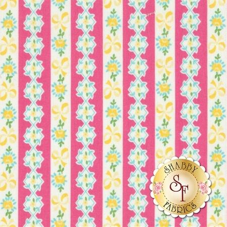 Dainty Darling C5855-PINK by Riley Blake Designs