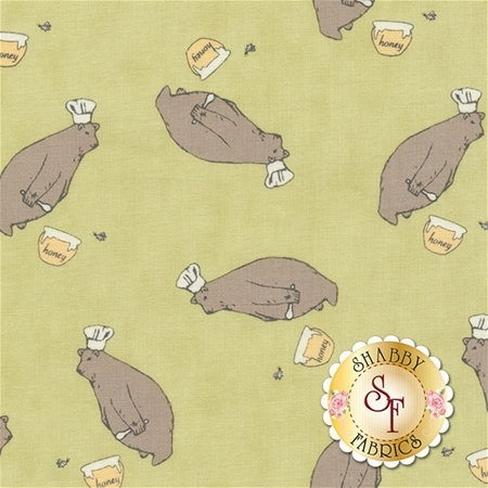 Darling Little Dickens 49000-13 Spring by Lydia Nelson for Moda Fabrics
