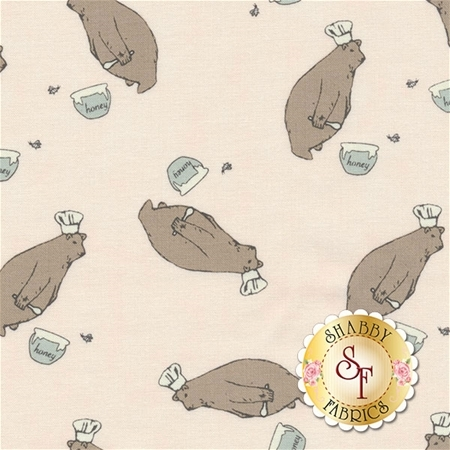 Darling Little Dickens 49000-15 Cheeks by Lydia Nelson for Moda Fabrics