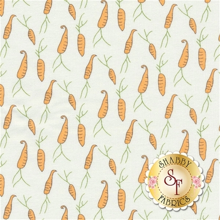 Darling Little Dickens 49004-11 Cloud by Lydia Nelson for Moda Fabrics