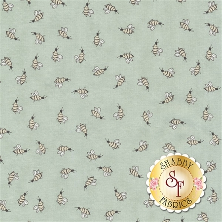 Darling Little Dickens 49006-16 Puddle by Lydia Nelson for Moda Fabrics