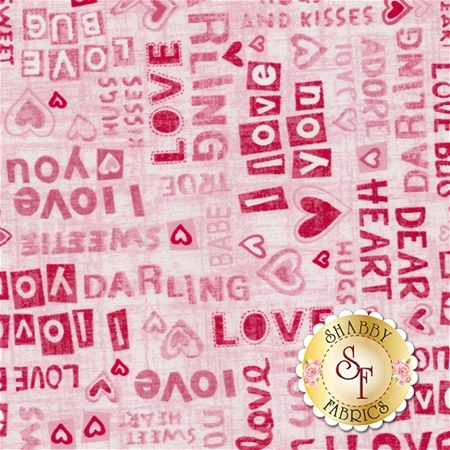 Dear Heart 3591-28 from Studio E Fabrics