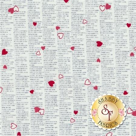 Dear Heart 3594-2 from Studio E Fabrics