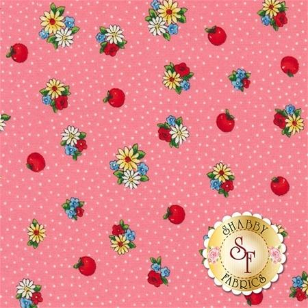 Dear Little World Margaret & Sophie 2 LW1920-13E by Quilt Gate Fabrics