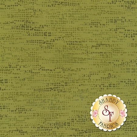 Diamonds In The Sky N7541-96 Olive by Hoffman Fabrics