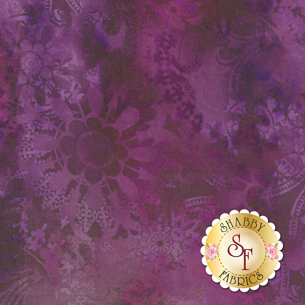 Diaphanous 4ENC-2 Mystic Lace Amethyst by Jason Yenter