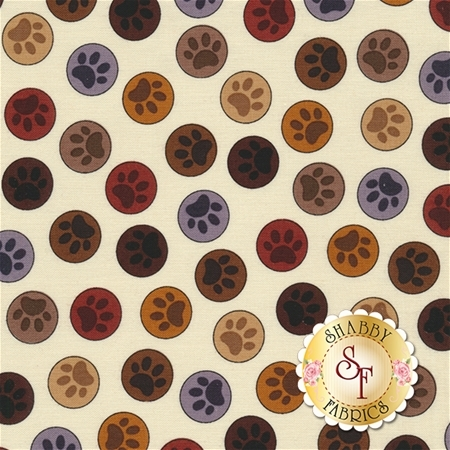 Dog-Gonnit! 8131-07 by Kanvas Studio for Benartex Fabrics