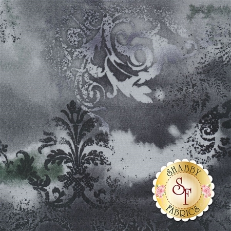 Dreamscape 1046-11 Lead by Benartex Fabrics- REM