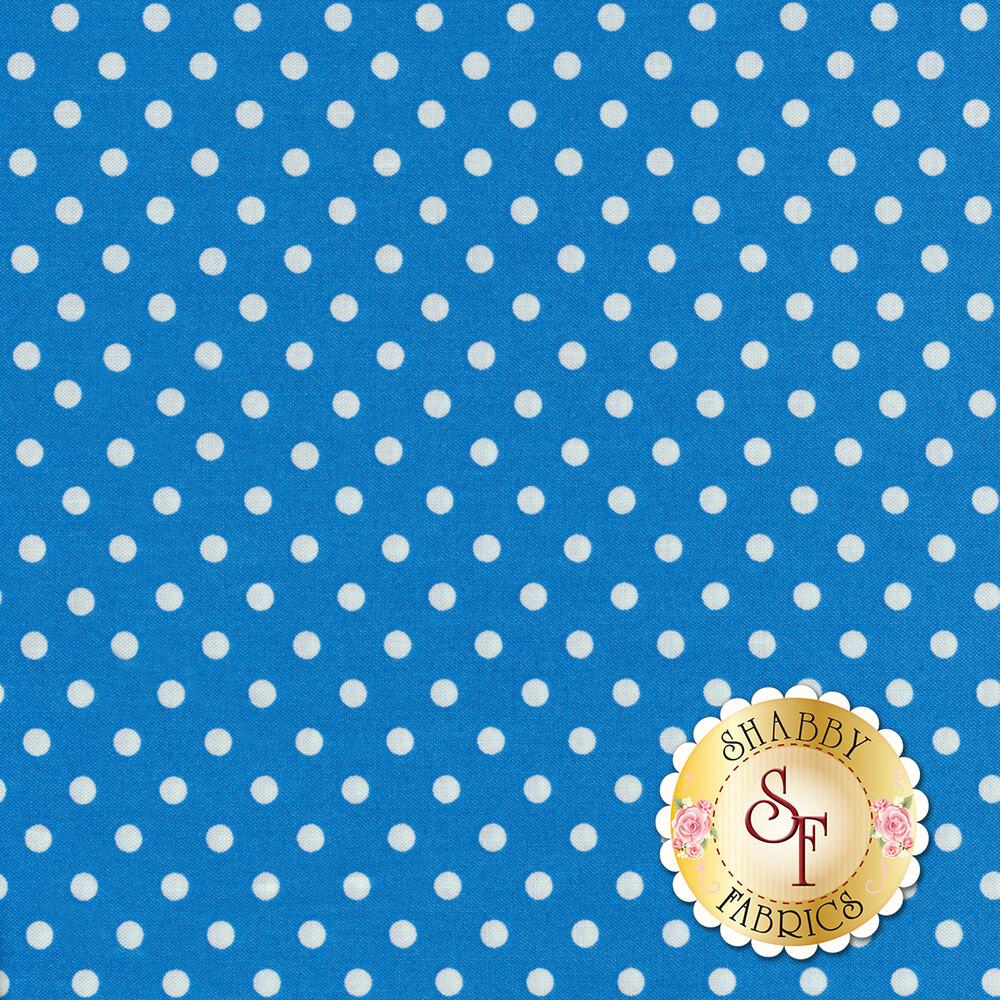 Dumb Dot  CX2490-ELEC by Michael Miller Fabrics at Shabby Fabrics
