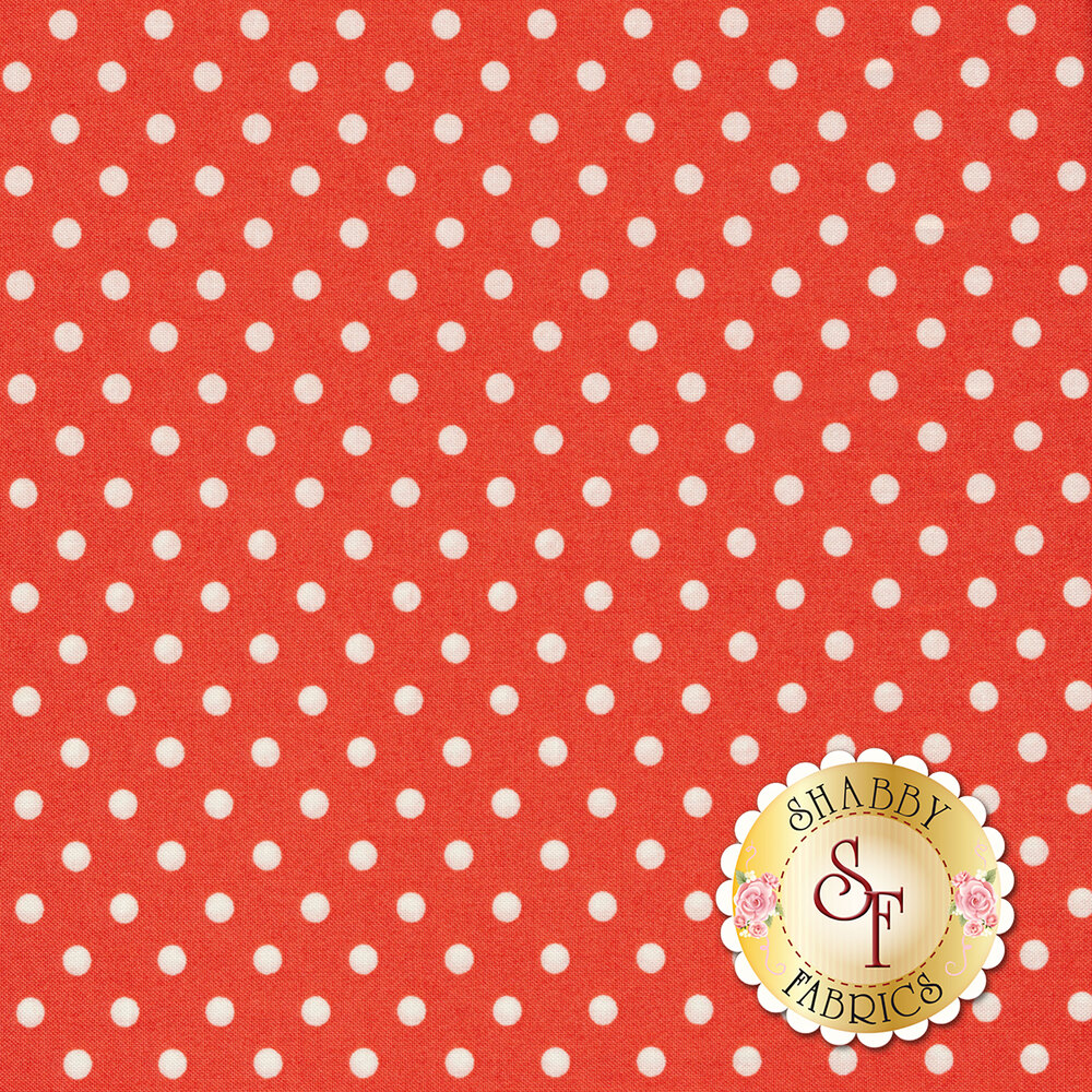Dumb Dot  CX2490-PERS by Michael Miller Fabrics at Shabby Fabrics